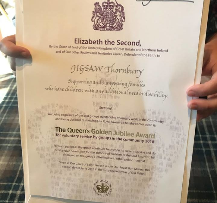 The Queens' Award