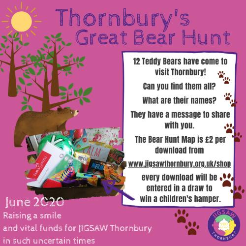 Thornbury's Great Bear Hunt Radio Interview
