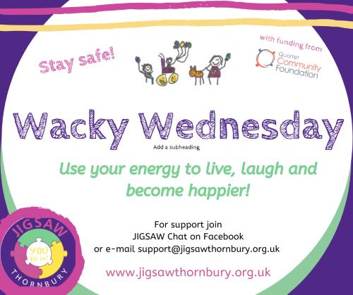 Virtual JIGSAW Wacky Wednesday – Playing in Nature: Bug Hotel