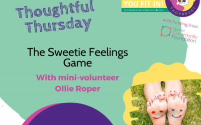 Virtual JIGSAW Thoughtful Thursday – Sweetie feelings game
