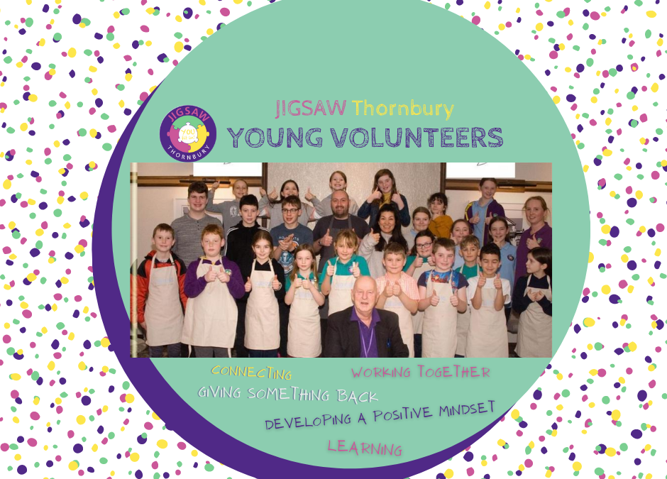 Young Volunteers Scheme – Aviva Community Fund