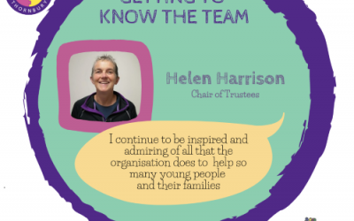 Getting to know the JIGSAW team – Helen Harrison, Chair of Trustees