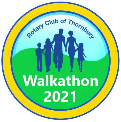 Thornbury Walkathon with the Rotary Service in Thornbury